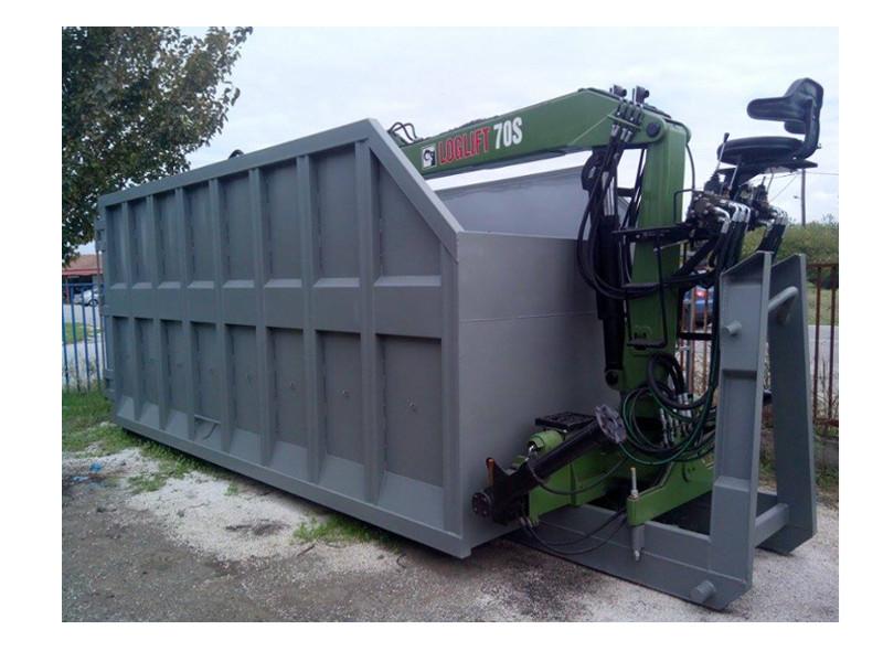 container-geranos
